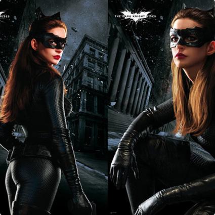 Fierce Feline Catwoman Make Up Look