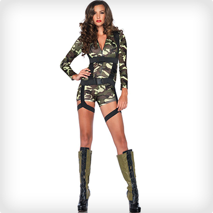 Going Commando Costume