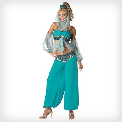 Harem's Jewel Sexy Genie Costume