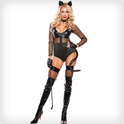 Midnight Cat Costume