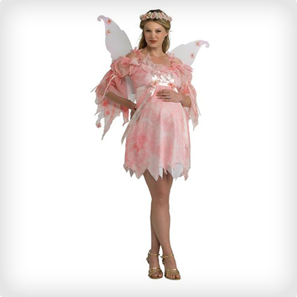 Mommy to Be Maternity Fairy Costume