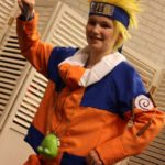 Homemade Naruto Costume