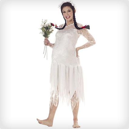 Pregnant Hillbilly Costume