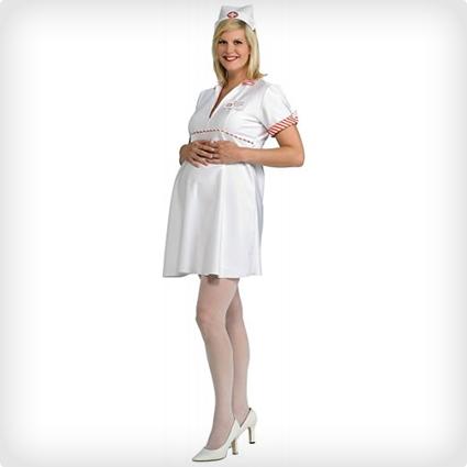 Pregnant OB Nurse