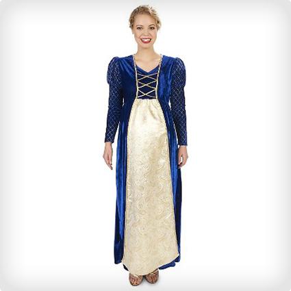 Renaissance Lady Maternity Costume