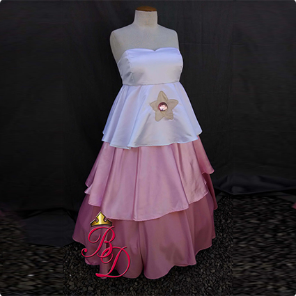 Rose Quartz Steven Uniform Maternity Costume