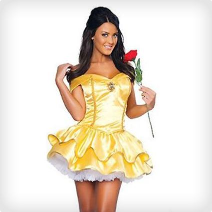 Sexy Belle Princess Costume