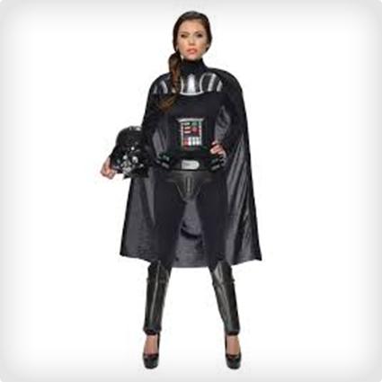 Sexy Darth Vader Bodysuit
