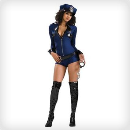 Sexy Misdemeanour Costume
