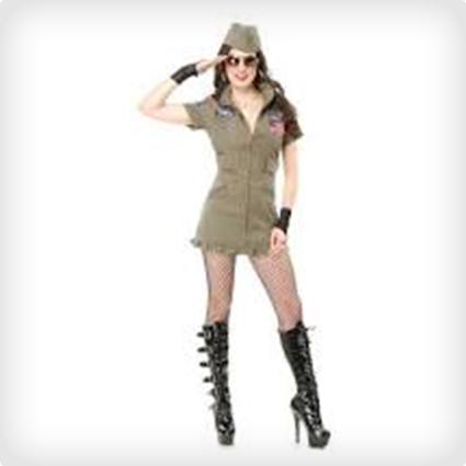 Sexy Top Gun Costume