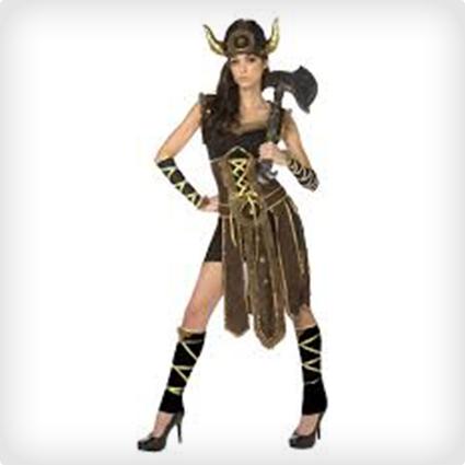 Sexy Viking Costume