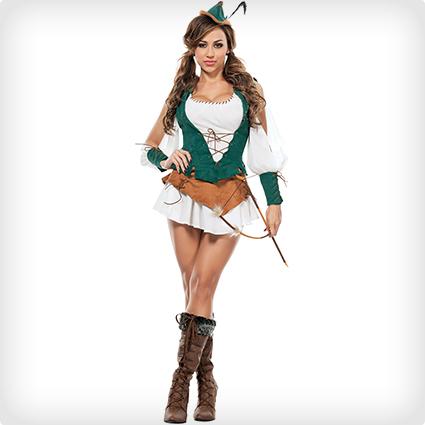 Sherwood Beauty Robin costume