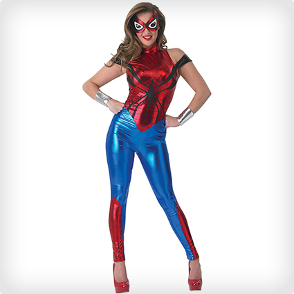 Spider Girl Hottie Costume