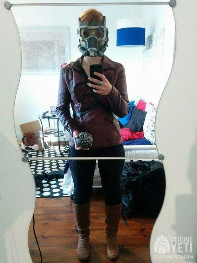 Star-Lord from Guardians of the Galaxy
