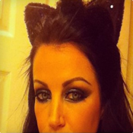 Step By Step Catwoman Make Up