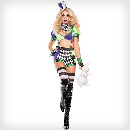 Tipsy Hatter Costume