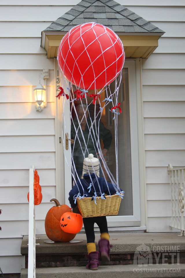 Kids Hot Air Balloon Costume