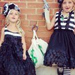Bankrobbers Kids Costumes