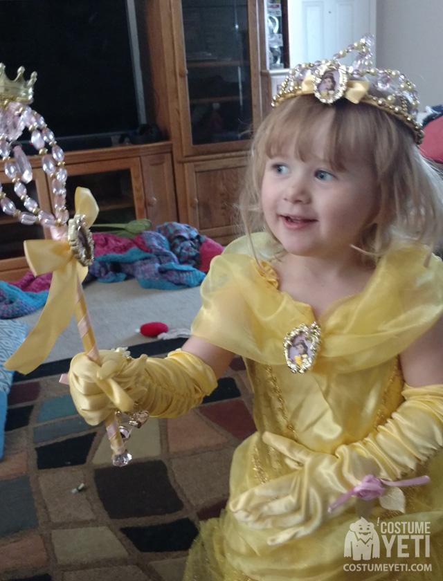 Belle Girls Princess Costume