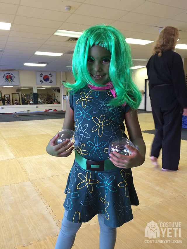 Disney Inside Out Costume