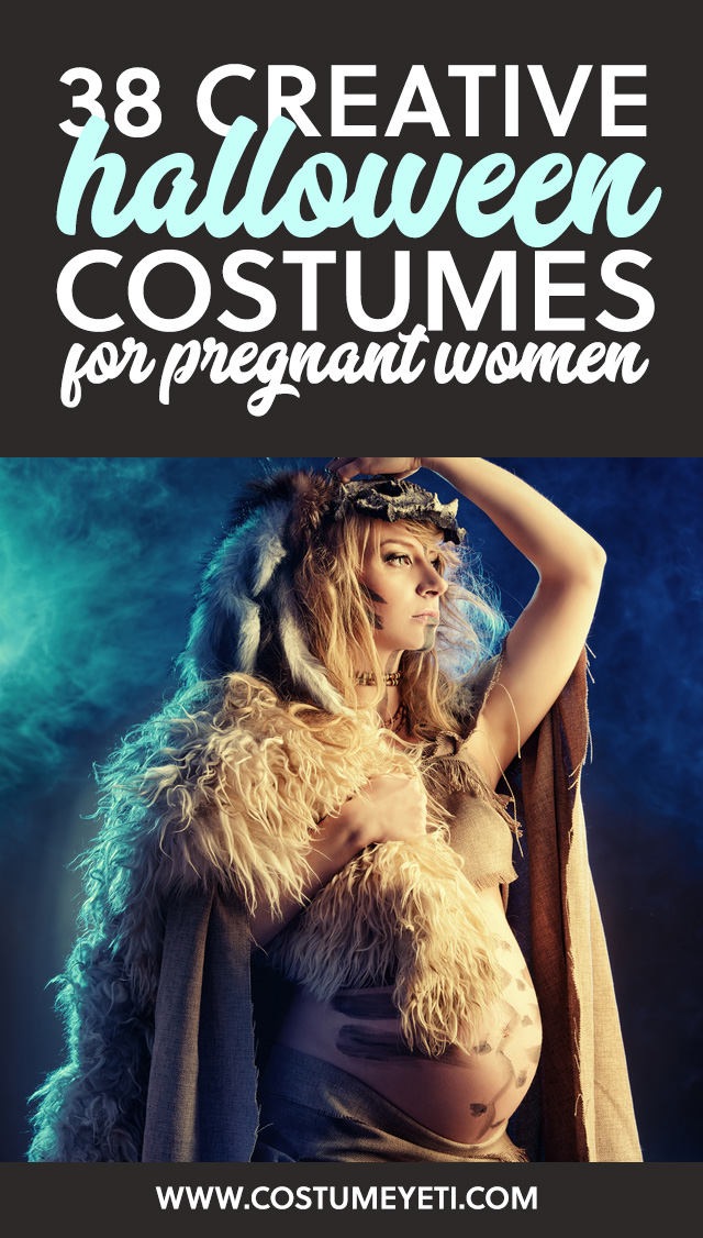 a60d1083e5032 38 Creative Halloween Costume Ideas for Pregnant Women - Costume Yeti