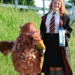 Harry Potter Miniature Hippogriff Costume