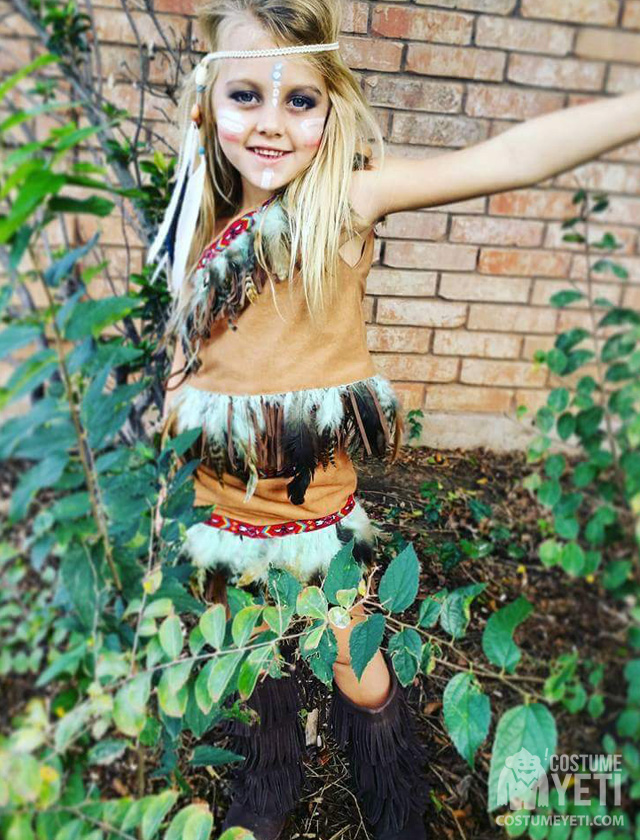 kids indian costume