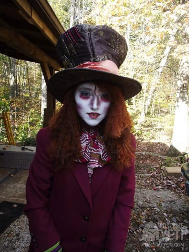 DIY Mad Hatter Costume