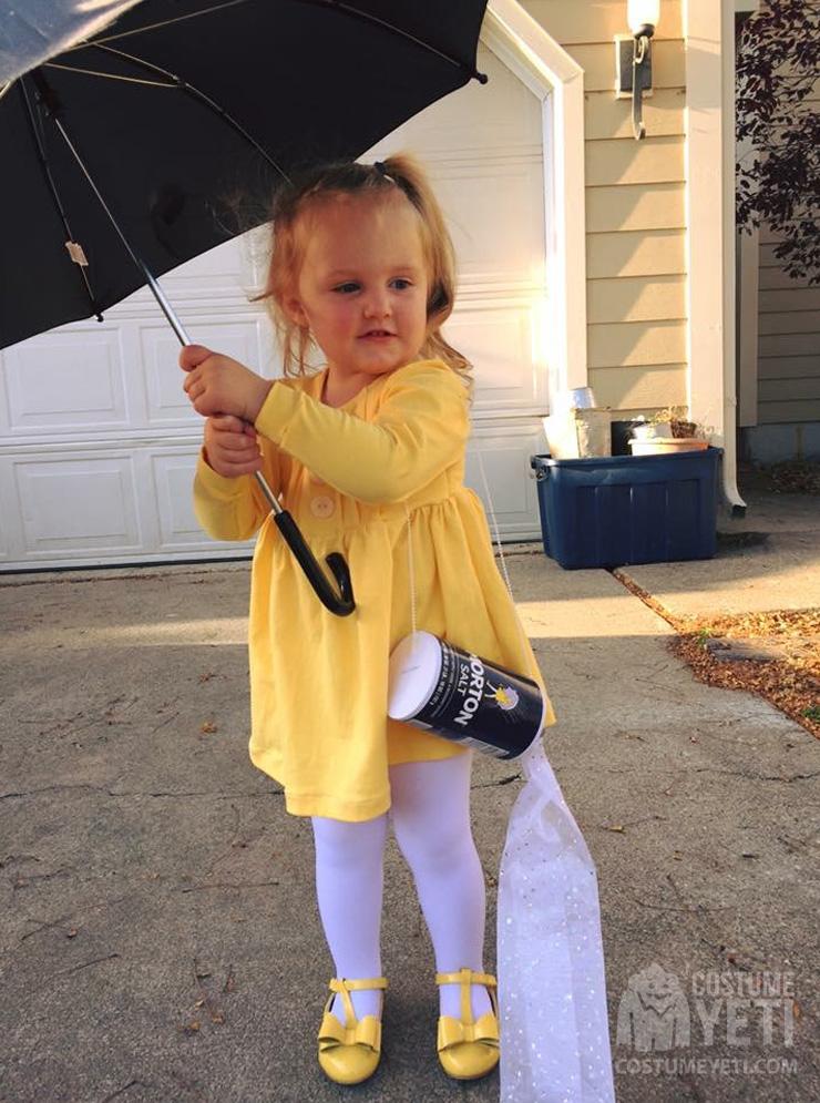 Morton Salt Girl Costume