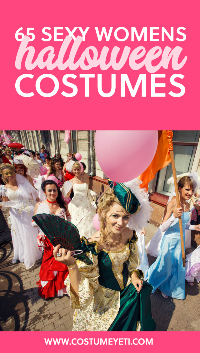 If you are looking for a sexy Halloween costume this year, make sure to read this first! Tons of fab ideas.