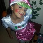 Strawberry Shortcake Kids Costume