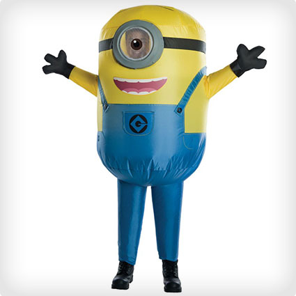 Adult Stuart Minion Costume