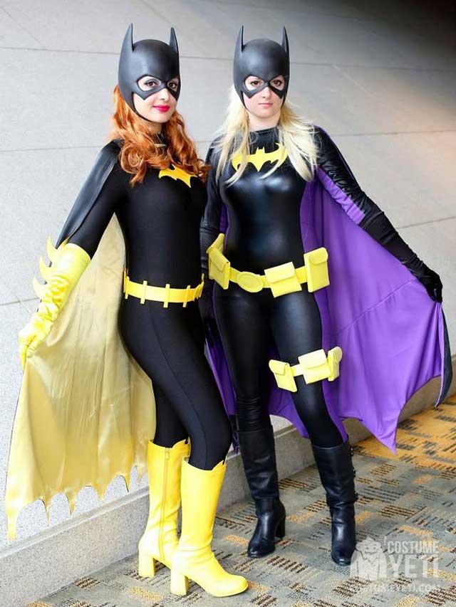Batgirl Double