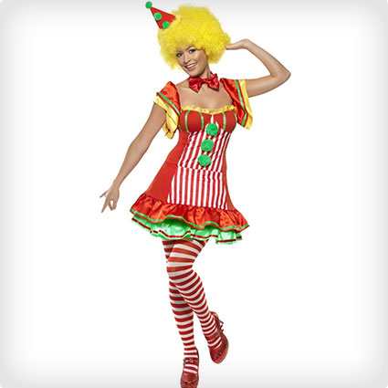 Boo Boo the Clown Costume
