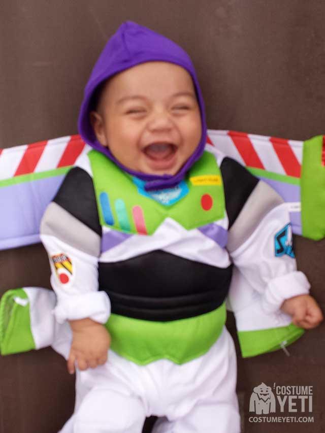 Buzz Lightyear Baby Costume
