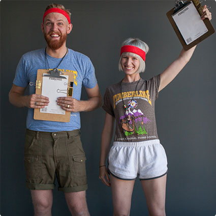 Camp Counsellors Costume