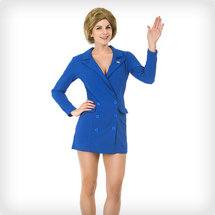 Capitol Hill Hilary Clinton Costume