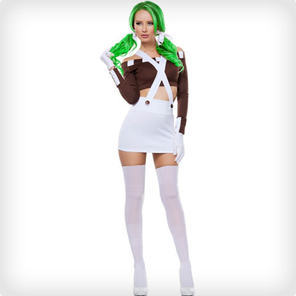 Chocolate Girl Costume