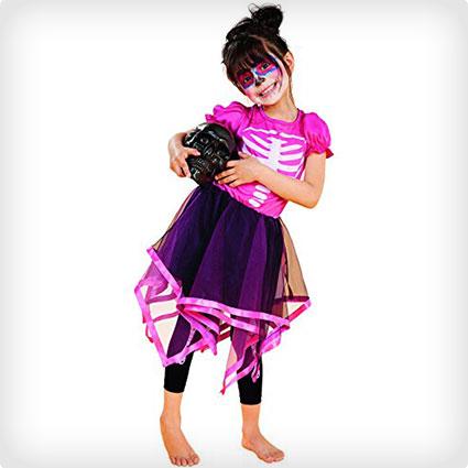 Cute Skeleton Dress