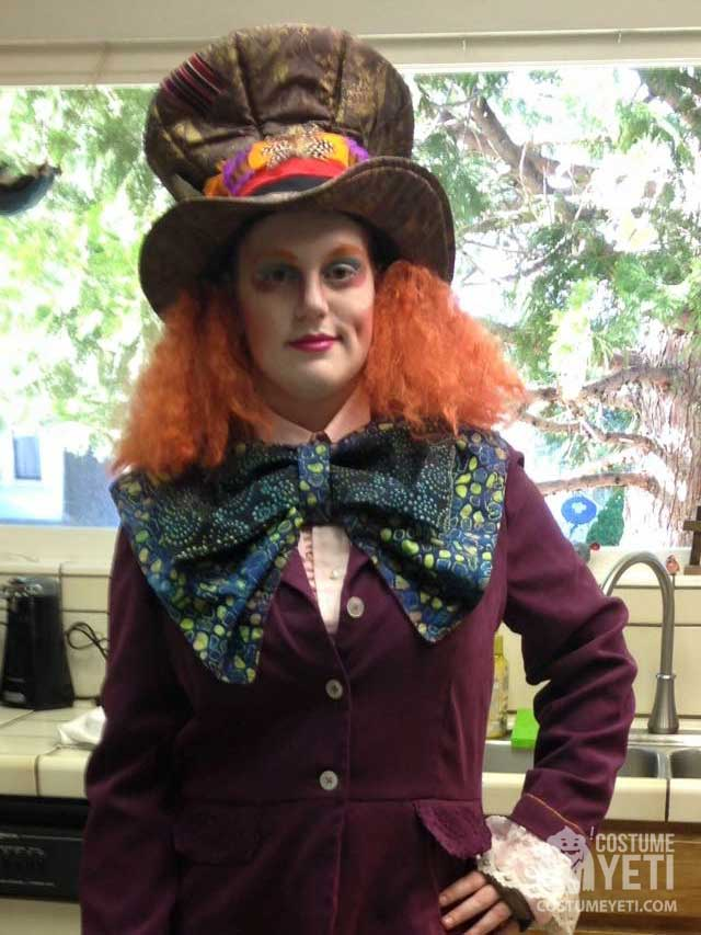 DIY Mad Hatter Costume (Awesome!)