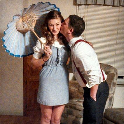 Darla & Alfalfa Couples Costume