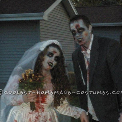Dead Bride & Groom