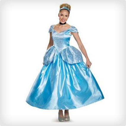 Disney Prestige Cinderella Costume