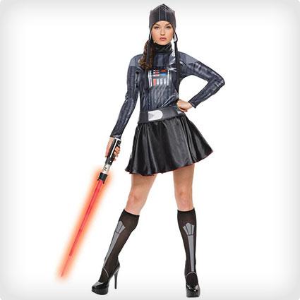 Femme Darth Vader Costume