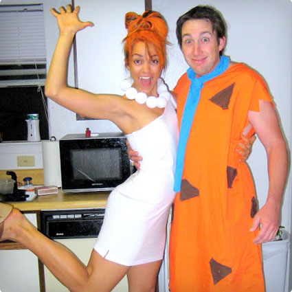 Fred & Wilma Costumes