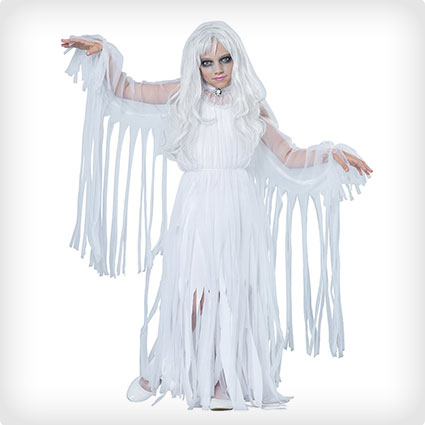 Ghostly Girl Costume