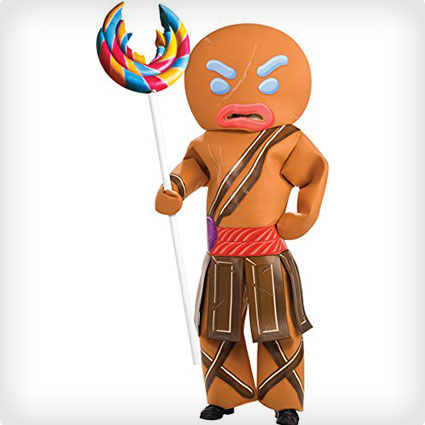 Gingerbread Warrior