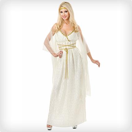 Glamorous Grecian Princess Costume