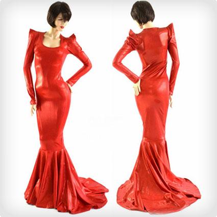 Glamorous Red Devil