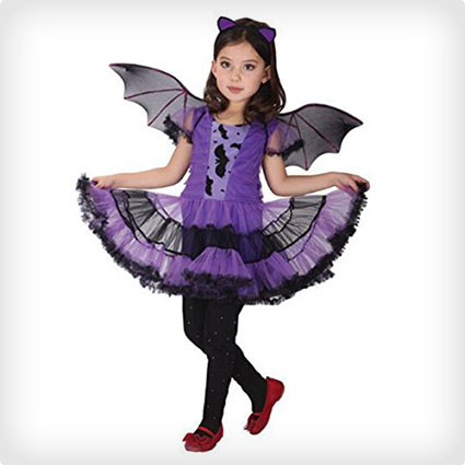 Halloween Bat Dress